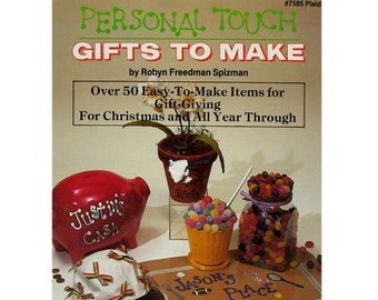 Personal Touch Gifts to Make, Personalized projects, General Crafts