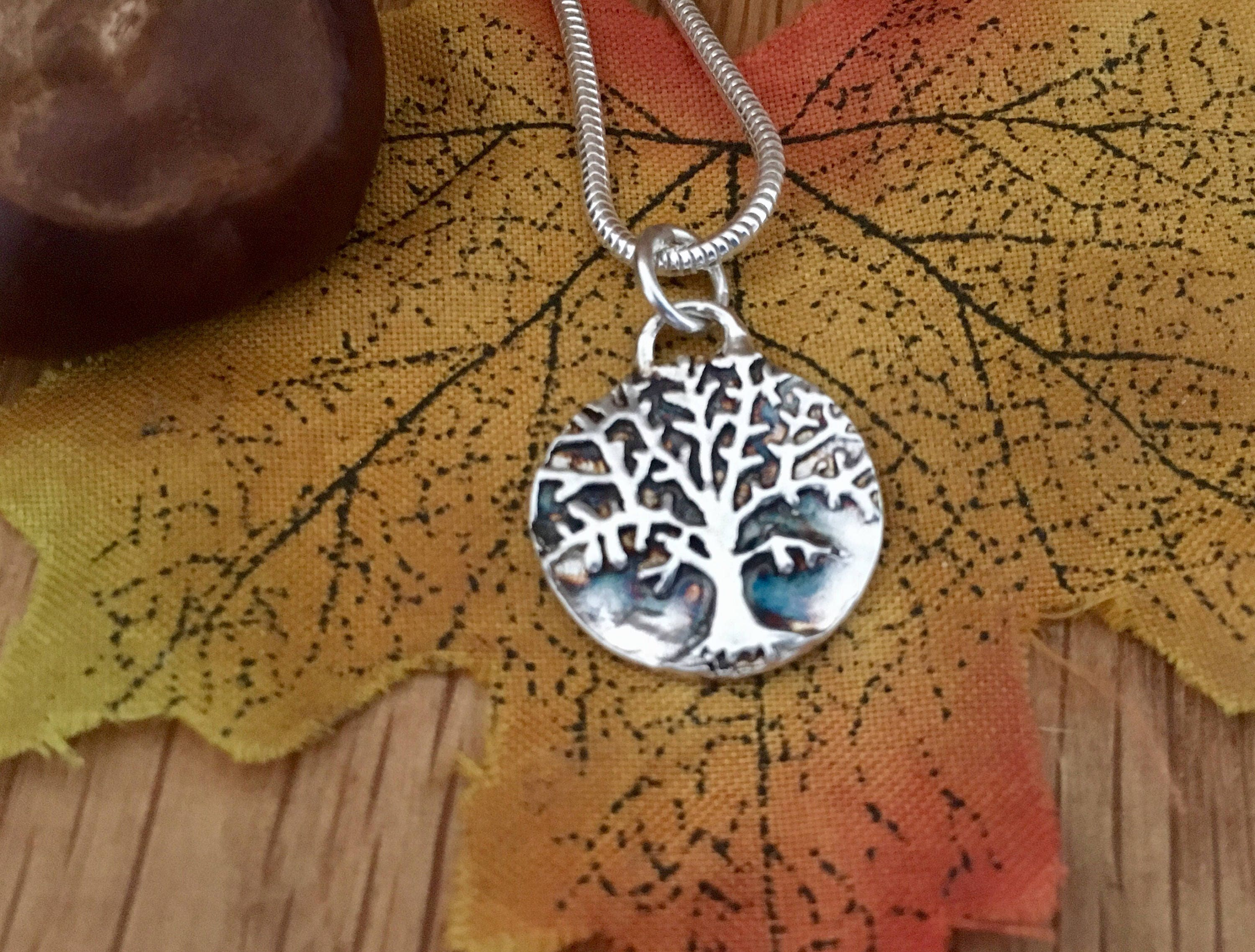 Tree Of Life Pendant Lifes Tree Necklace Tree Of Life Necklace