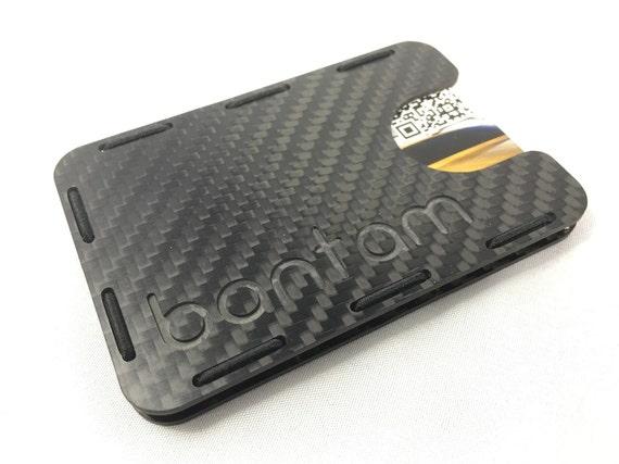 119cb193a5da Carbon Fiber RFID Blocking Tactical Minimalist Wallet For image 0 ...