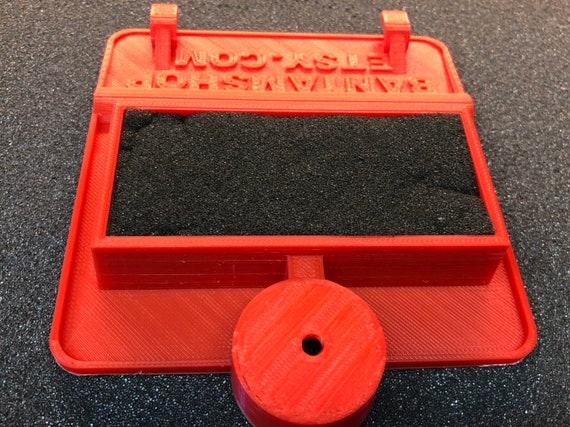 Improved design Predator 3500 watt generator oil door replacement with  ventilation holes and filter