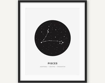 Pisces Art Etsy
