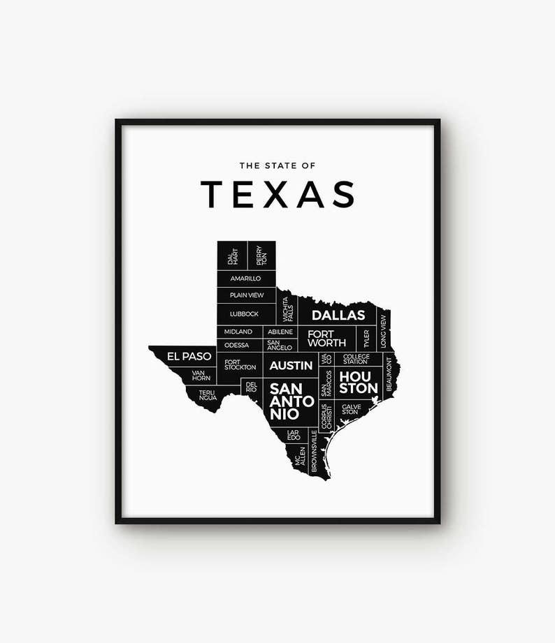 Texas Map, Texas Print, Texas Poster, Texas State, Texas Art, 5x7 Print, on green map of texas, world of texas, large map of texas, classroom map of texas, regional map of texas, continent of texas, printable texas state outline clip art, road map of texas, printable texas map with cities, map of dallas texas, map of austin texas, party map of texas, printable blank texas map, regions of texas, google map of texas, home decor map of texas, entire map of texas, forms of texas, outline of texas, regular map of texas,
