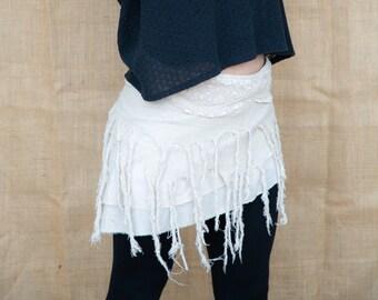 Festival skirt, steampunk skirt, tribal skirt, pixie skirt, etnic & gypsy skirt, goa, psytrance, hippy, nomad, Boho, Burlesque, Elf, Rasta