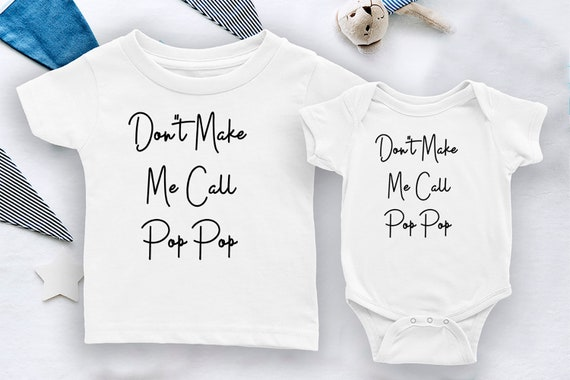 Dont Make Me Call My Sister Personalized Unisex T-shirt Tees Clothing White