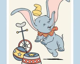 Dumbo Panel, Disney Dumbo Panel