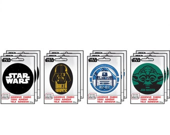 Star Wars Patches Adhesive Fabric 3in Patch Badge