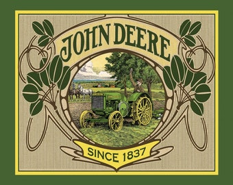 National Park/John Deere