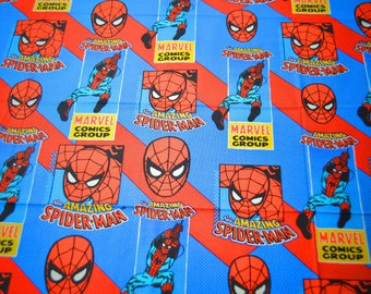 Marvel Universe Spider-Man Fat Quarter