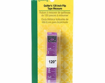 Quilter's 120in Flip Tape Measure