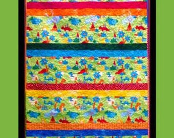 Simple Simon Quilting Pattern