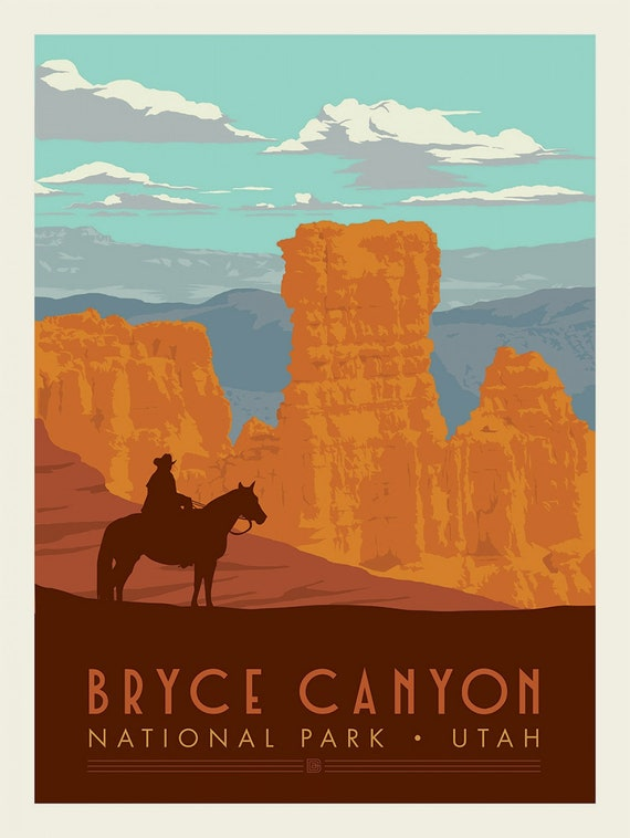 Bryce National Parks Panel