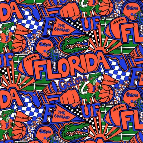 Florida Gators Fabric
