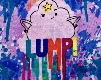 Adventure Time Fabric By The Yard Featuring Lumpy Space Princess