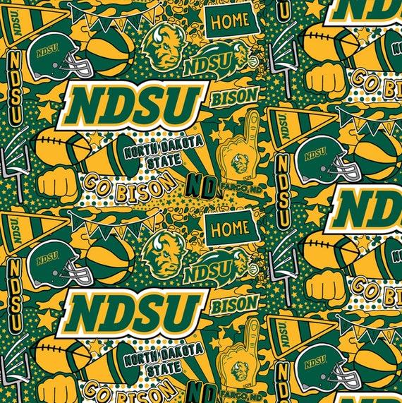 North Dakota State University Fabric