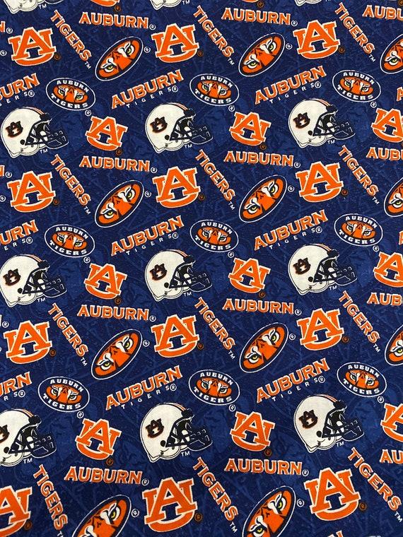 Auburn Tigers Fabric