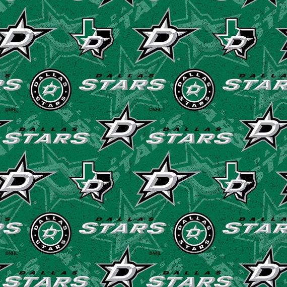 Dallas Stars NHL Fabric