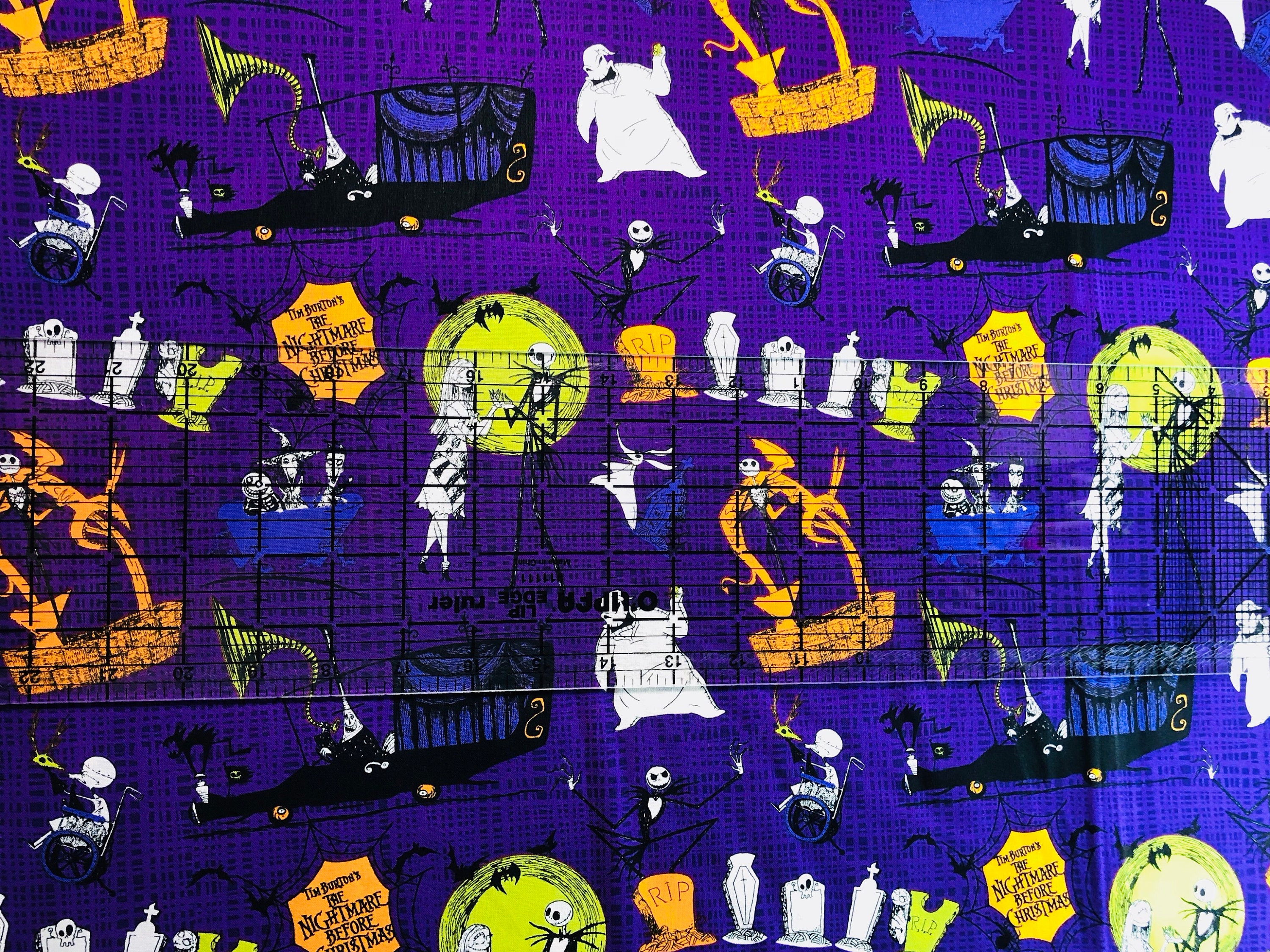 nightmare before christmas wrapping paper - Cried.asesoramiweb.com