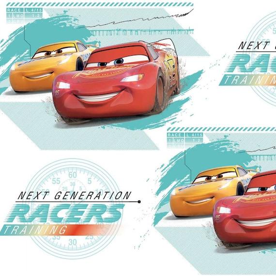 Pixar Cars Fabric