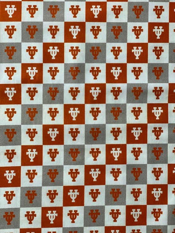 Texas Longhorns Fabric