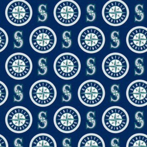 Seattle Mariners Fabric