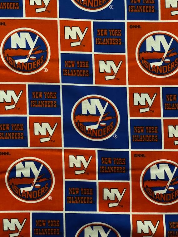 New York Islanders Fabric