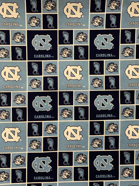 University of North Carolina Fabric