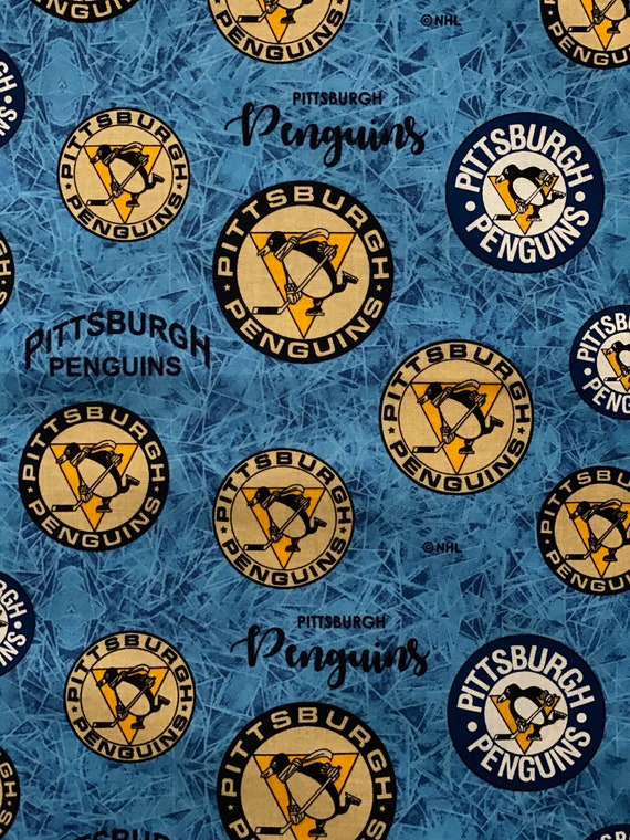 Pittsburgh Penguins NHL Fabric