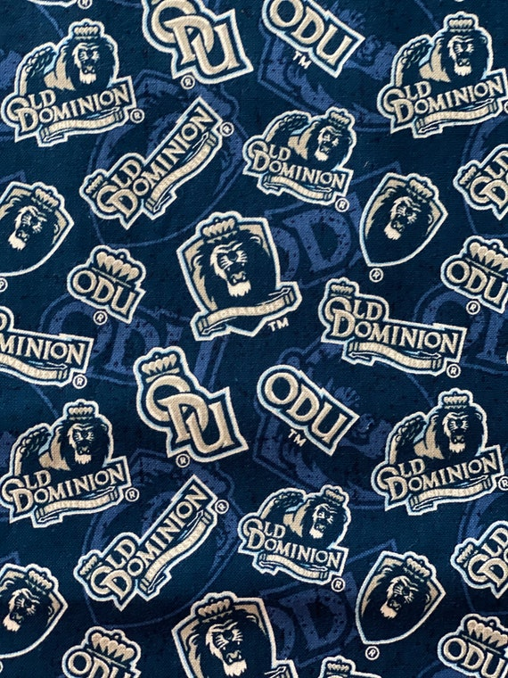 Old Dominion University Fabric