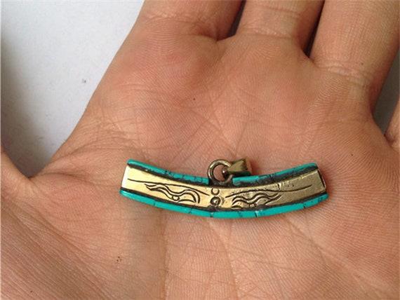 Tibetan Mantras Amulet Charms for Man Tibet Totems