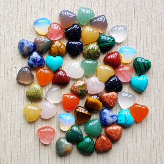 Wholesale 50pcs//lot 14mm black  natural stone round CAB CABOCHON stones beads