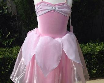 Sparkle Flower Princess Dress