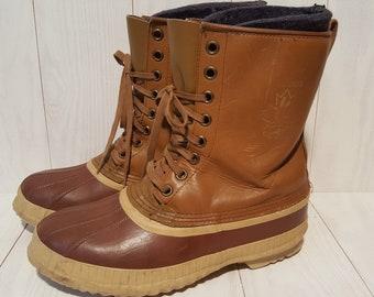 01ea3ba7c3d0f Men snow boots | Etsy