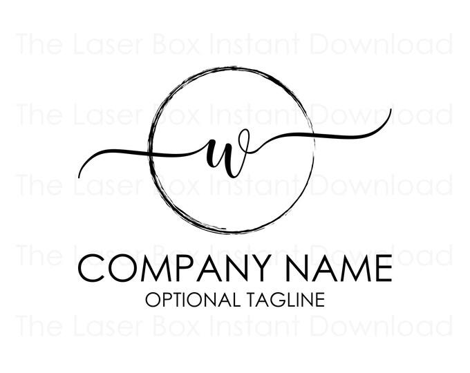 Premade Business Logo Design Svg, Eps, Png, Jpg and Pdf (Instant Download)