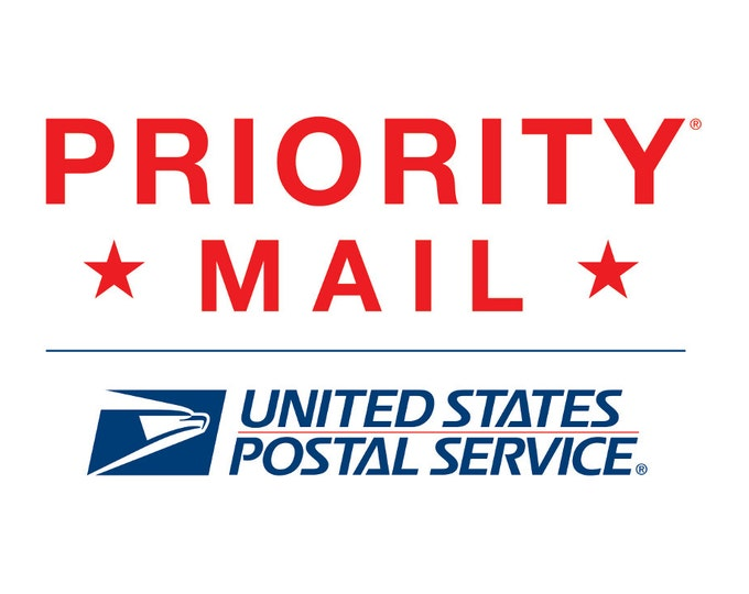 USPS Priority Mail Shipping Upgrade, Priority Mail, Shipping Upgrade