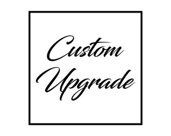 Custom Image Upgrade