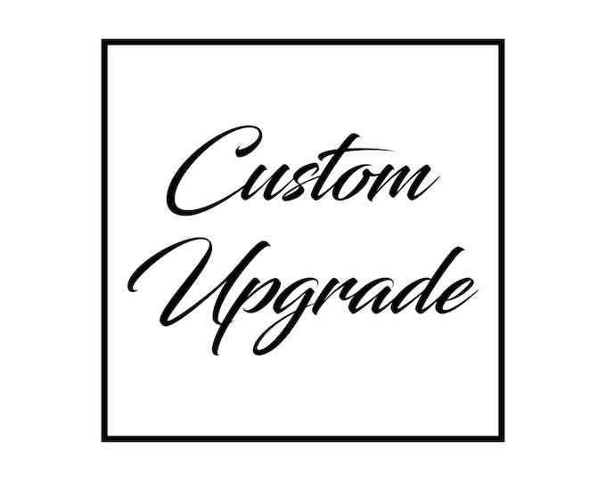 Custom Image Upgrade