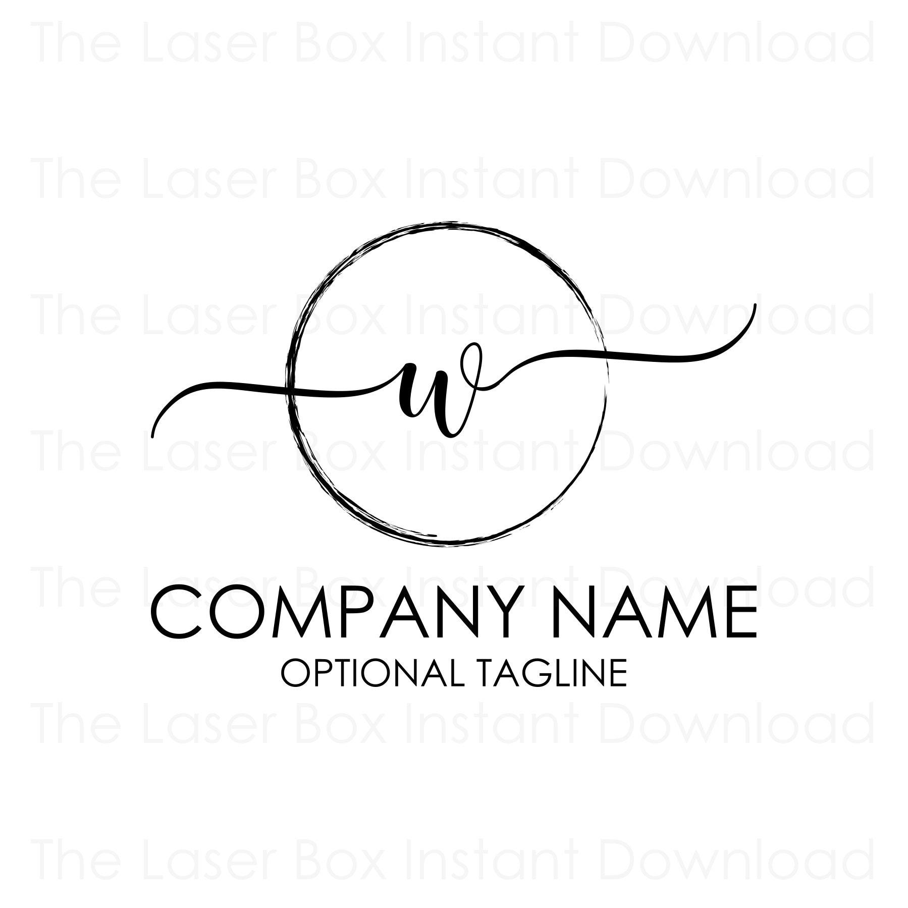 Premade Business Logo Design Svg Eps Png Jpg And Pdf