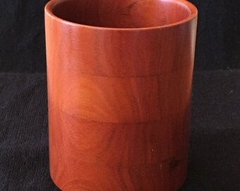 Handcrafted Turned Unique Paela Wooden Decorative Bowl #F78