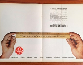 General Electric Etsy