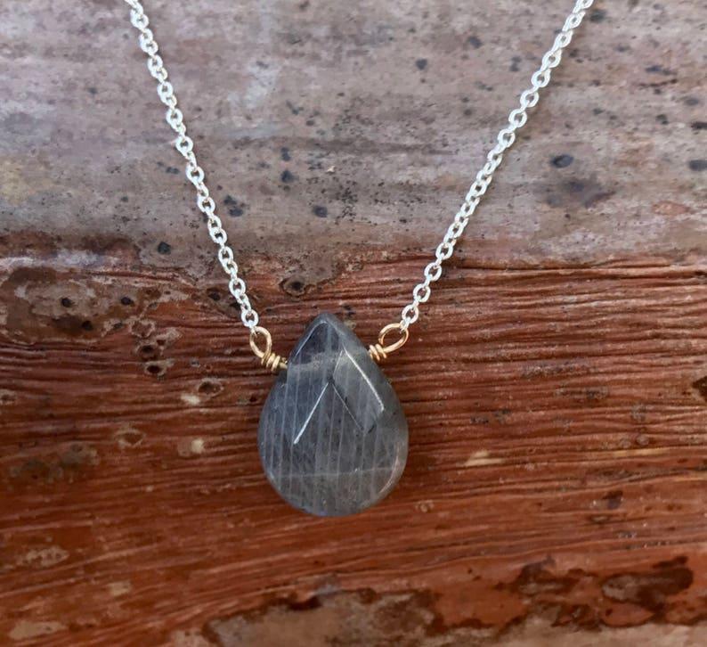 Labradorite Necklace pendant