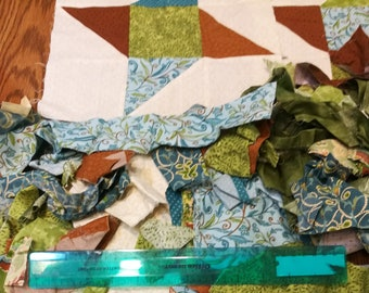 Unfinished Quilt