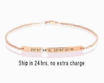 Bracelet Quotes Quote bracelet   Etsy Bracelet Quotes
