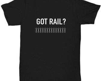 454061730 GOT RAIL SHIRT - Railroad Shirts