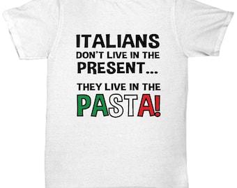 b950158306 PASTA FUNNY ITALIAN T-shirt - Gifts for Italians, Italian T-shirts, Funny  Italian Shirts, Italian Pasta Shirt, Italian Heritage Shirt, Tees