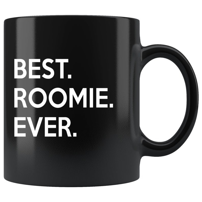 Christmas Gifts For Roommates.Best Roomie Ever Coffee Mug Gifts For Roommates Roommate Gifts Roommate Christmas Gift Roommate Birthday Gift Roomie Mug Roomie Gift