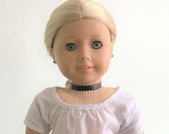 Choker Necklace for American Girl Doll