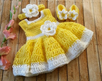 ed630d196760 Baby girl crochet