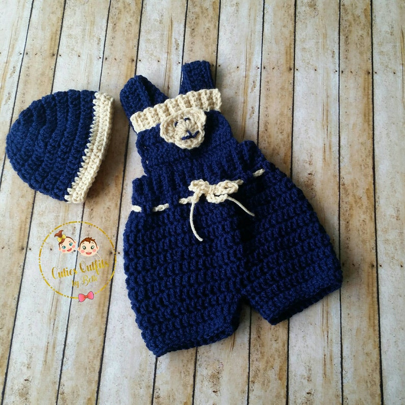 Baby Boy Clothes Baby Boy Outfits Baby Boy Overalls Crochet Etsy