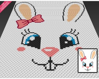 Bunny C2c Etsy