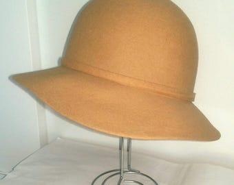 3dd5ebd15 Brown bowler hat   Etsy